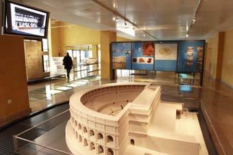 MUSEO DEL TEATRO Y FORO ROMANO DE CAESARAUGUSTA DE ZARAGOZA