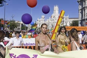 MARCHA DEL ORGULLO GAY DE MADRID
