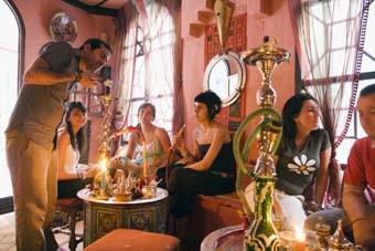 TRADITIONAL MOORISH TEA OF AL ANDALUS